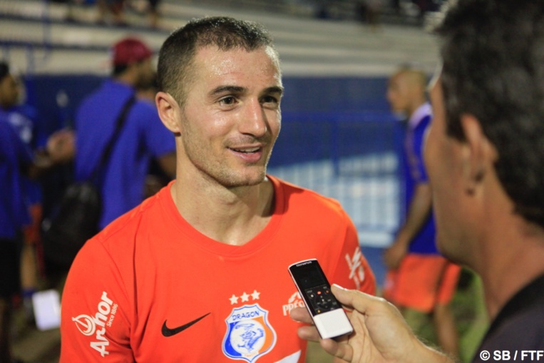 Football – Ligue des champions OFC: Dragon, qualifié grâce à son attaque