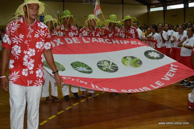 923 athlètes des Raromatai s'affronteront cette semaine à Bora Bora