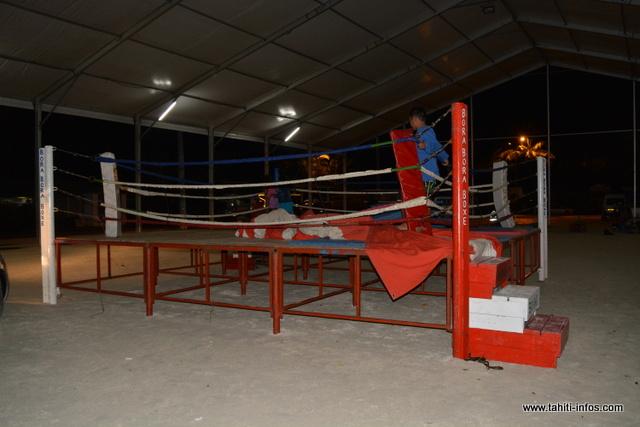 Deux soirées de boxe éducative seront tout de même organisées par les clubs des Raromatai, lundi et mercredi.
