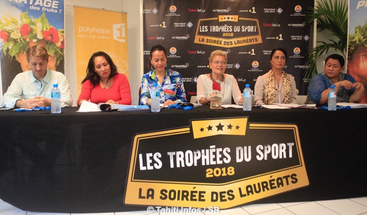 Les Trophées du sport font la promotion du sport polynésien