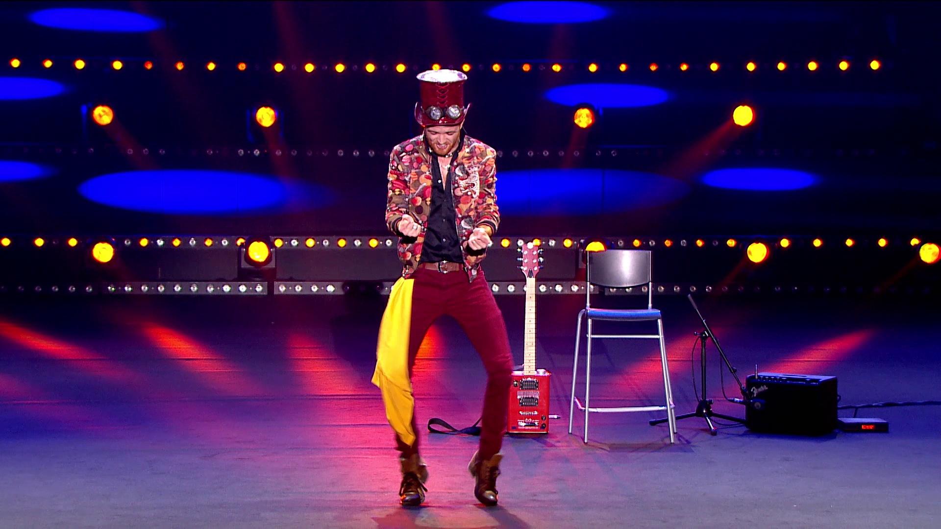 L'humoriste Jovany sur scène à Tahiti !