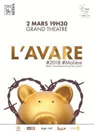 """Molière en mode """"hashtag 2018"""""""