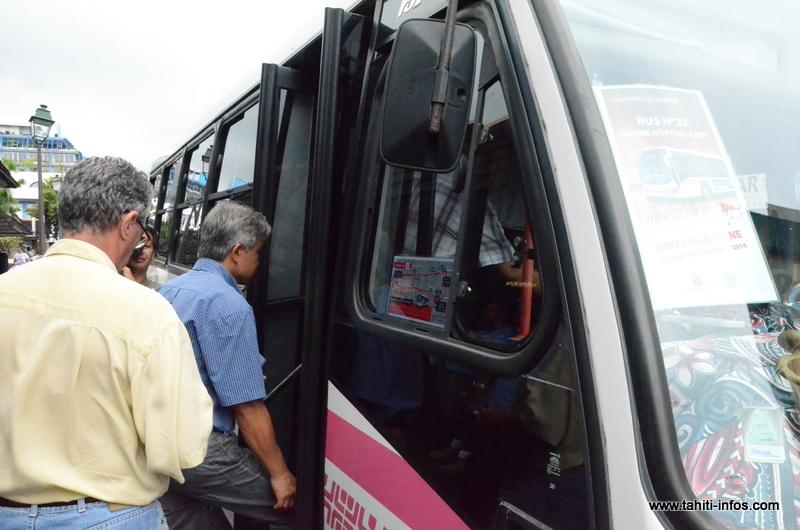 Transports en commun : la Polynésie peut mieux faire, pour la CTC