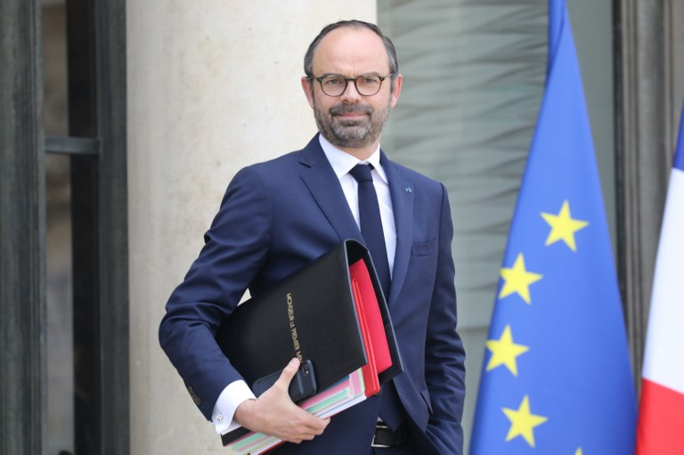 "L'Etat ""avance"" et ""agit"" en Guyane, assure Edouard Philippe"