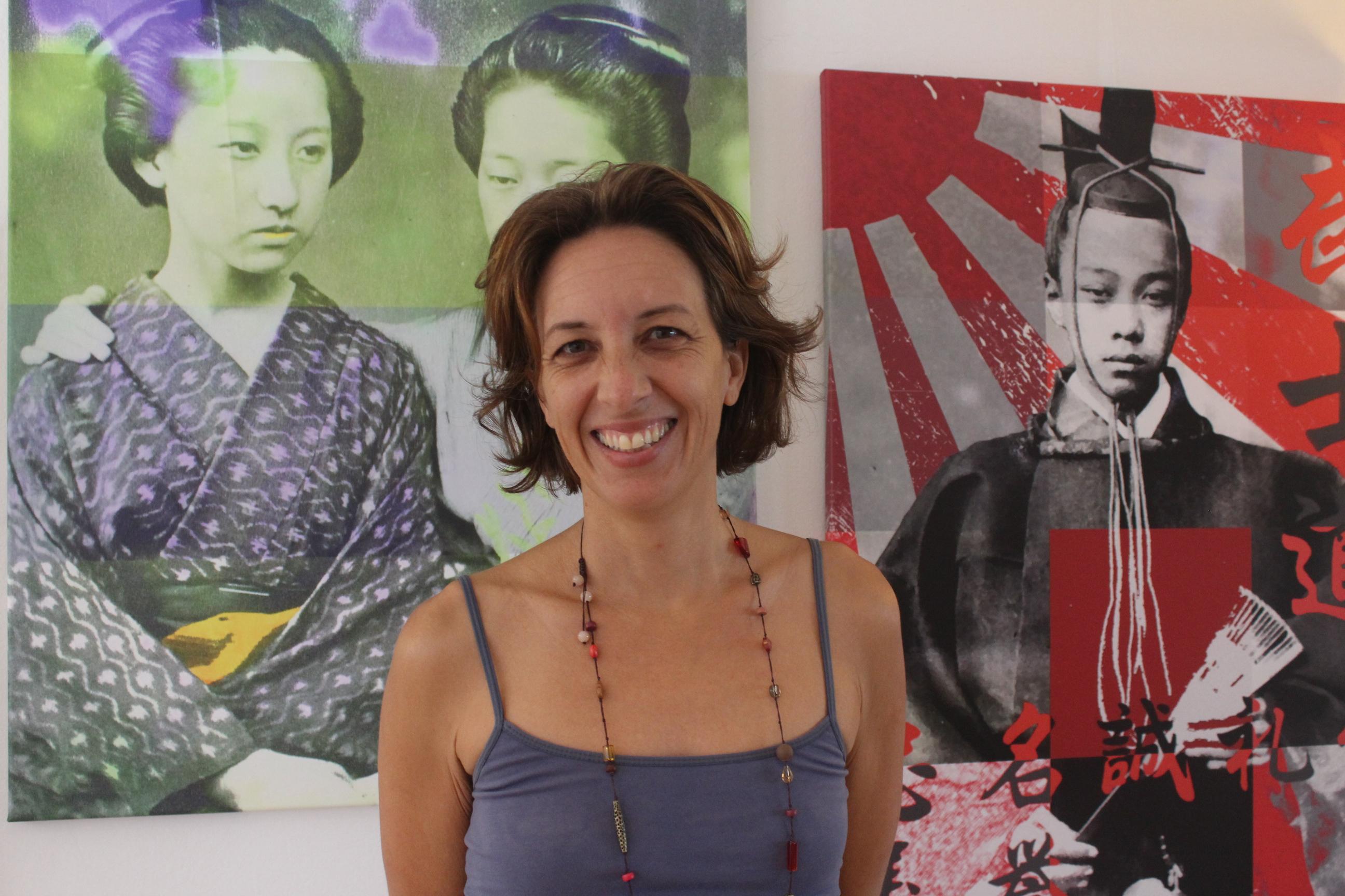 Sarah Dukhan, coordinatrice du projet zéro déchet.