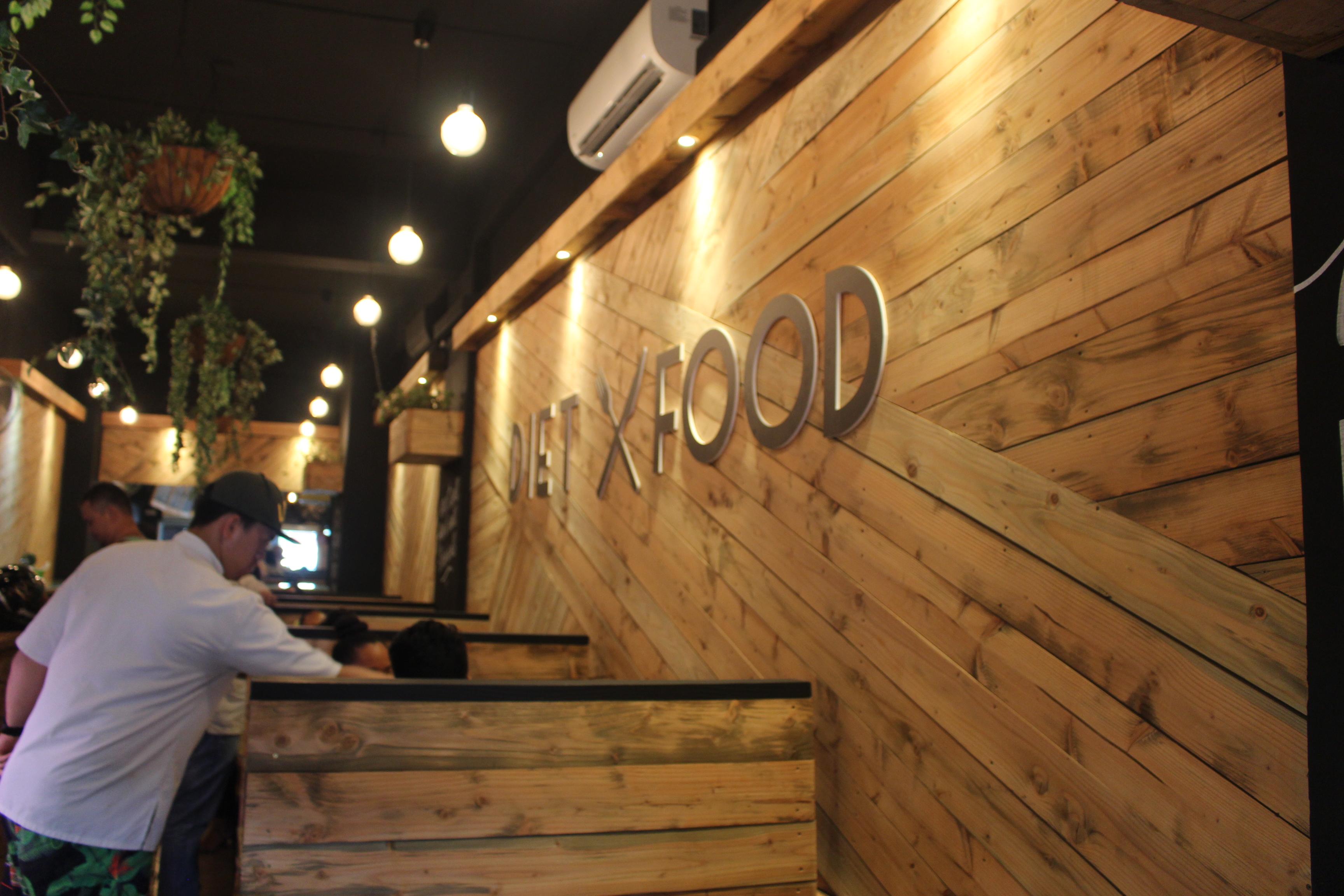 """Diet Food, le nouveau spot """"healthy"""" du centre-ville"""