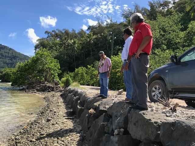 Rikitea : 30 hectares de terres bientôt cultivés