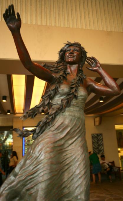 Carnet de voyage - Waikiki : des bronzes pour les bronzés (2e partie : mythe et réalité)