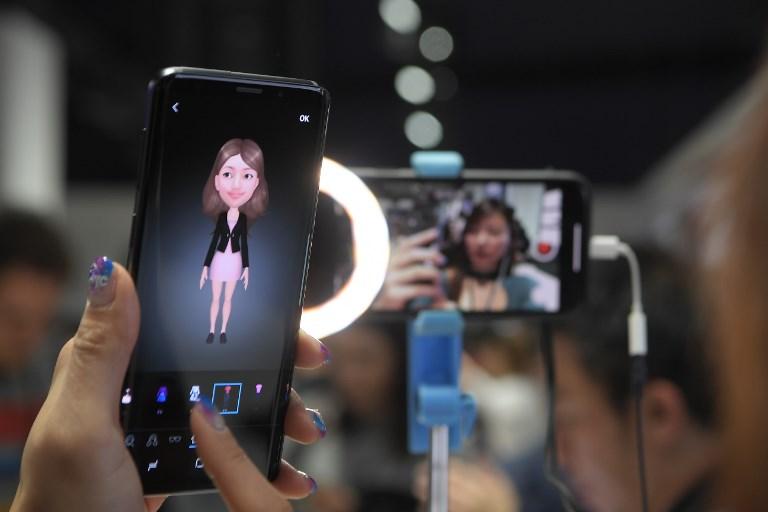 Samsung présente un smartphone pensé pour la réalité augmentée