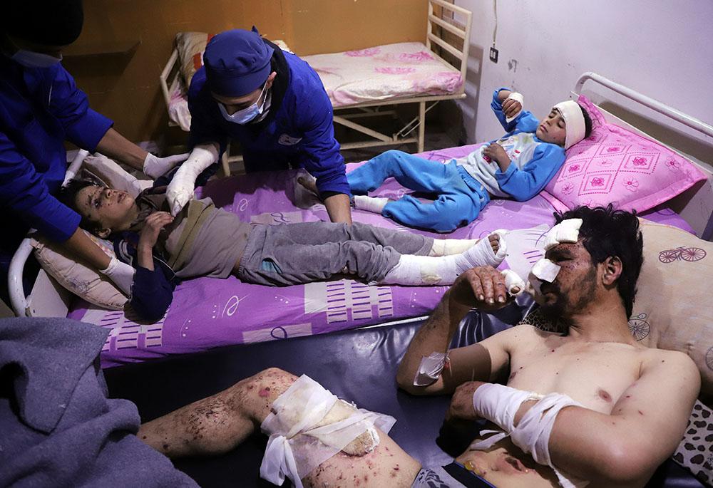 Syrie: Moscou ordonne une trêve quotidienne de quelques heures dans la Ghouta