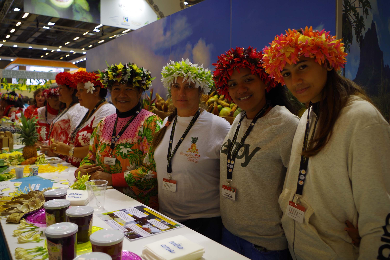 Salon de l'Agriculture :  « Une belle vitrine pour la Polynésie »