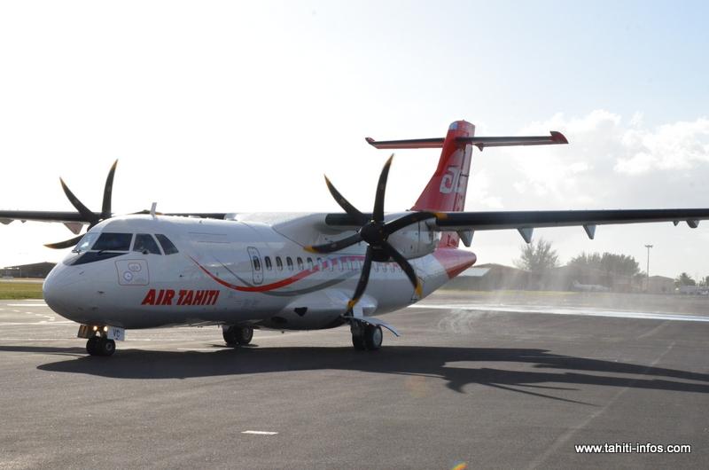 Désenclavement : pas d'indemnisation du Pays pour Air Tahiti
