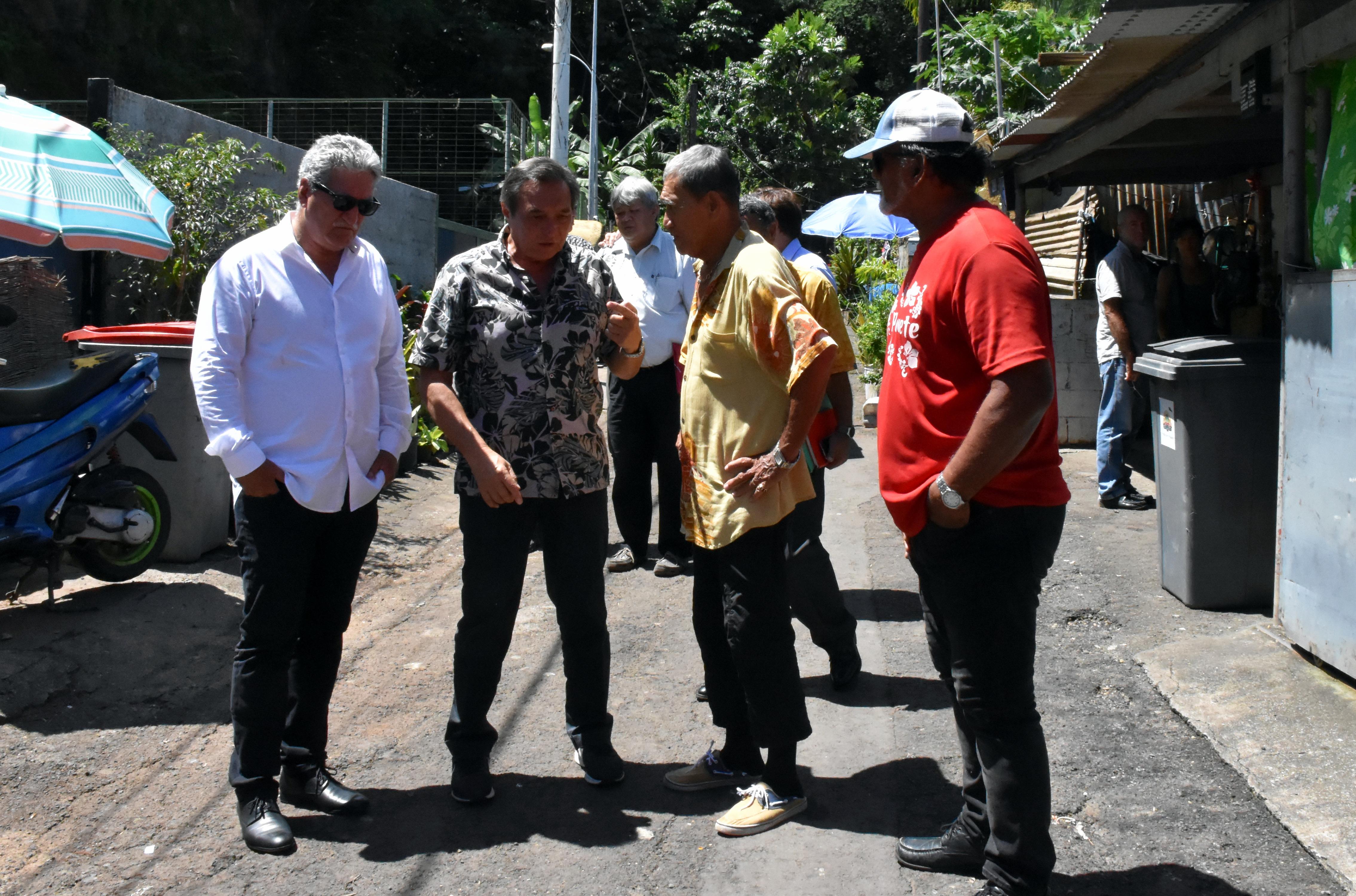 Mama'o vallon : le projet de relogement des habitants reprend