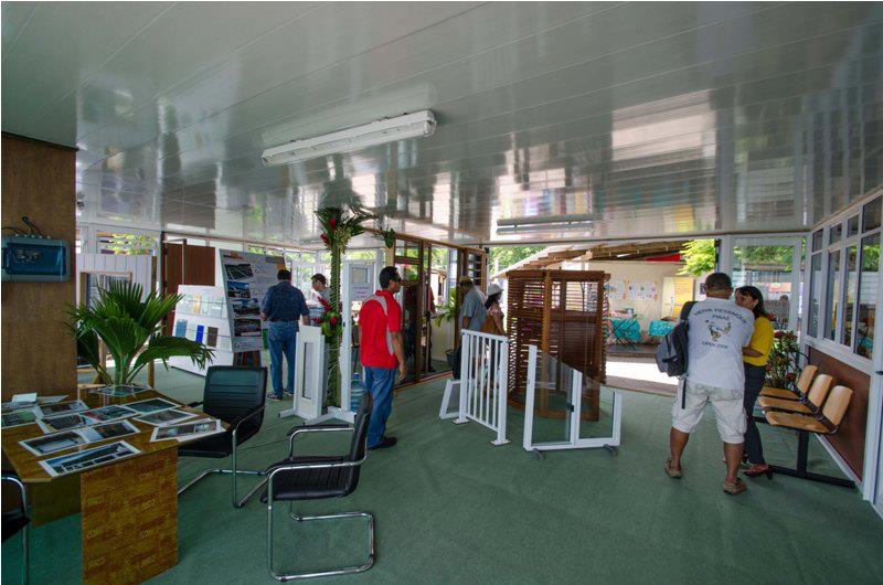 La 15ème édition du salon de l'habitat ouvrira ses portes ce week-end, au parc expo de Mama'o.