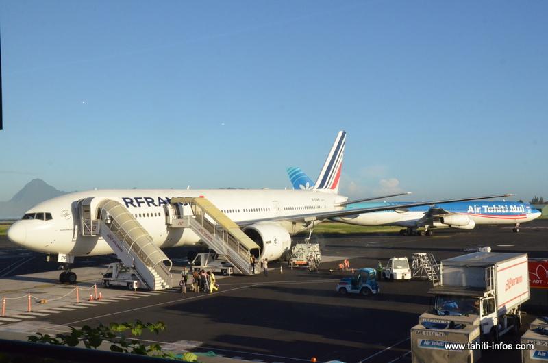 Aérien : Le trafic domestique se porte toujours mieux