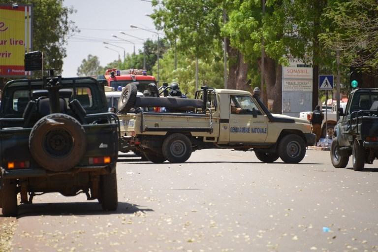 Burkina: la France ciblée par des attaques à Ouagadougou