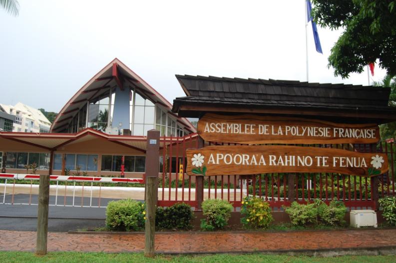 Résultats des concours de l'assemblée de la Polynésie française