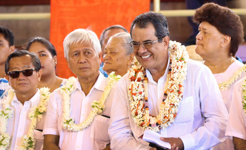 Pour le président Fritch, le 5 mars est un grand jour pour tous les chrétiens de Polynésie. Crédit photo : Président de la Polynésie française.