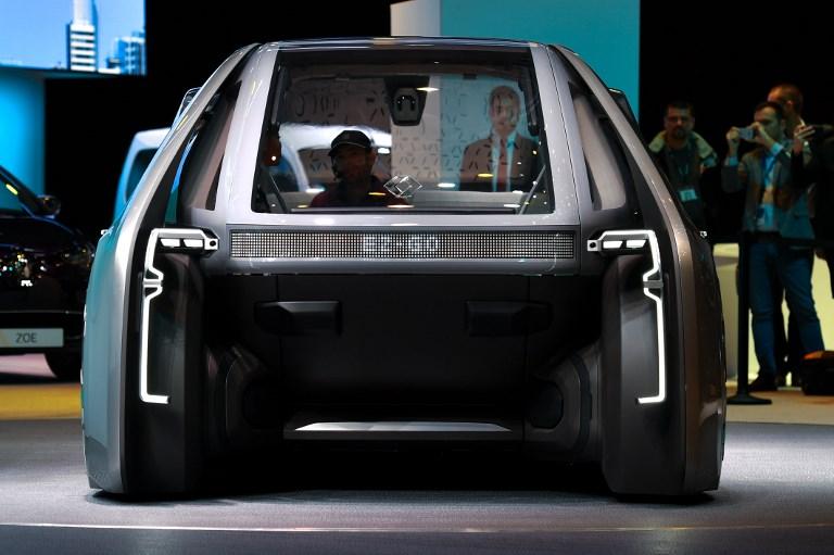 Les navettes autonomes : futur proche de l'automobile