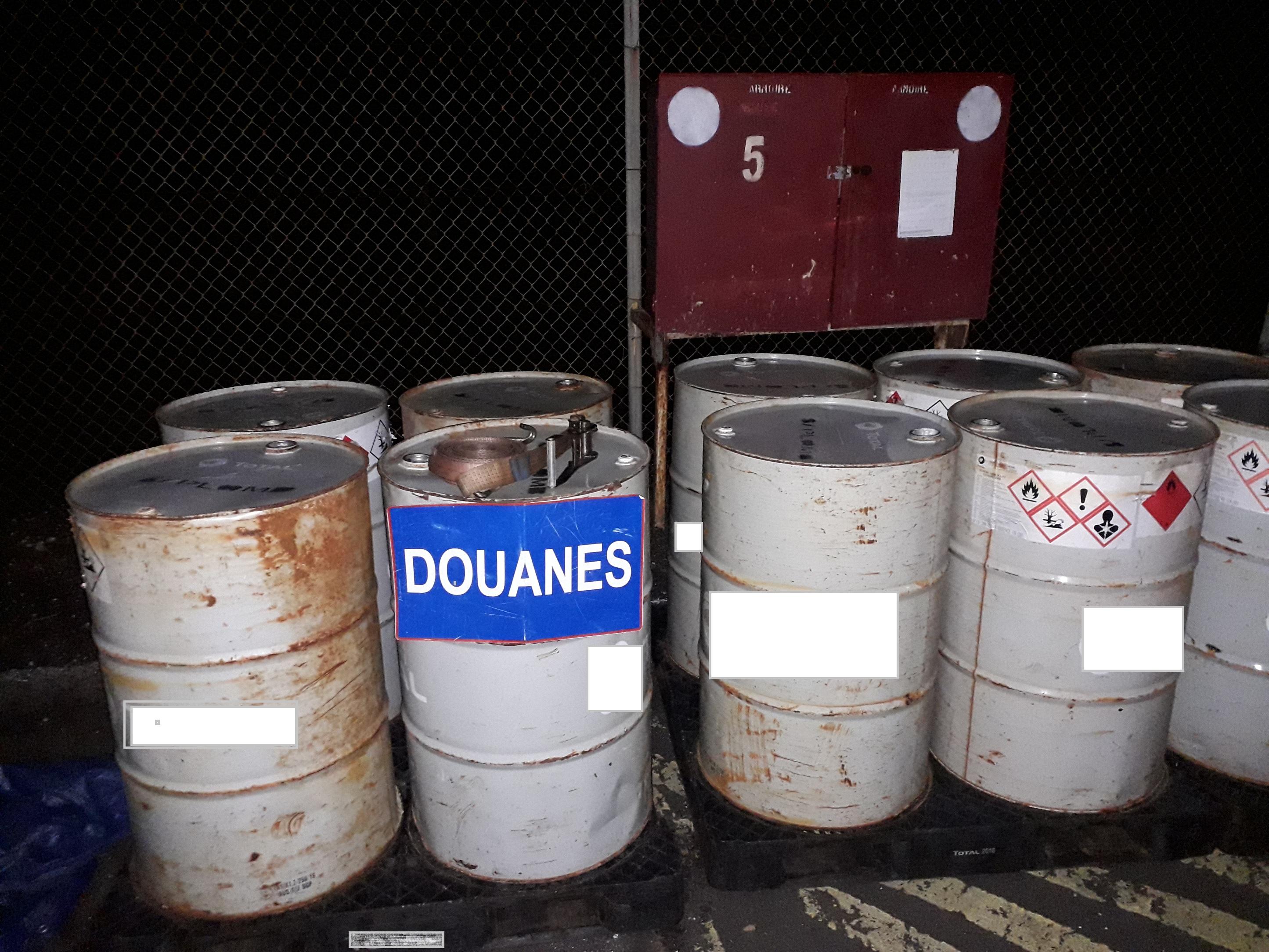 Ils volaient du carburant détaxé en zone sous douane, deux individus arrétés