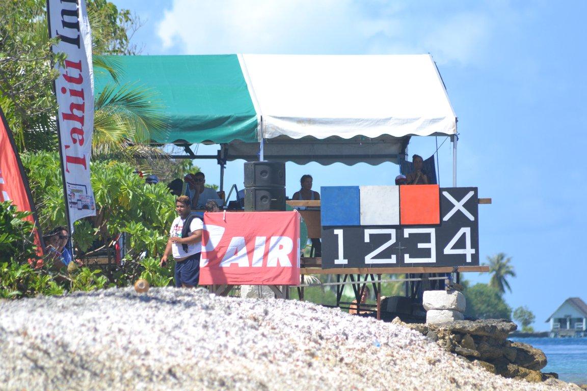 Tahiti Infos, partenaire de cette compétition du bout du monde