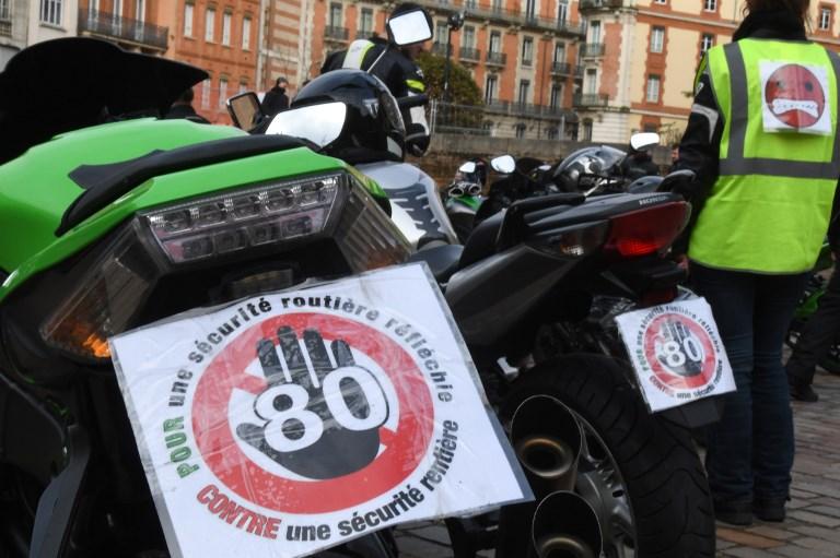 Vitesse à 80 km/h: le gouvernement inflexible face à la grogne
