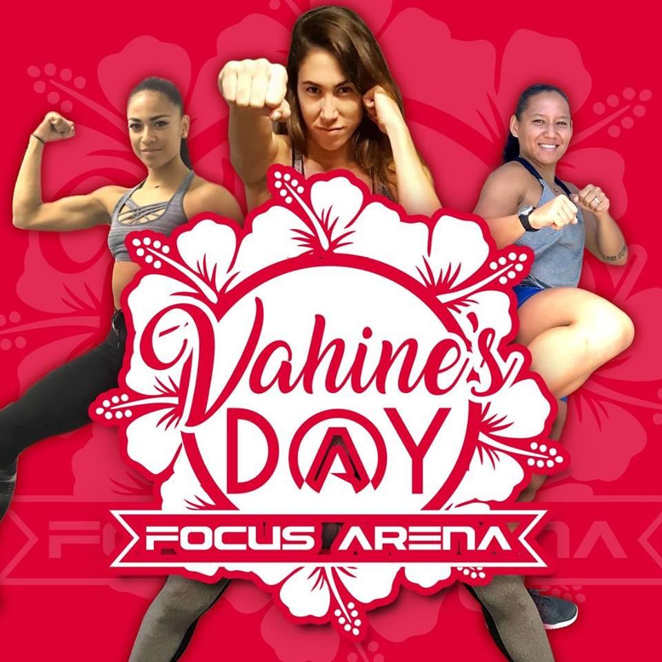 Une journée 100% féminine chez Focus Arena