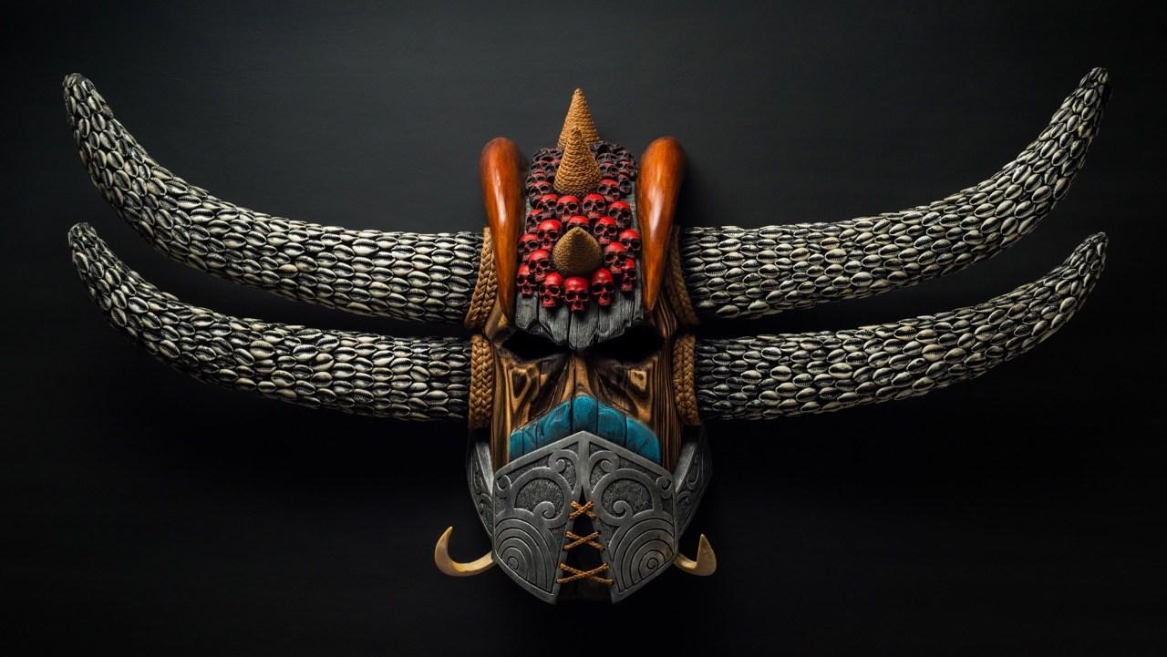 Le célèbre casque de Goldorak de Tahe sera exposé