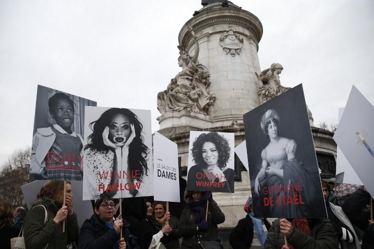 8 Mars: le gouvernement appelle la société à s'impliquer, les féministes dans la rue