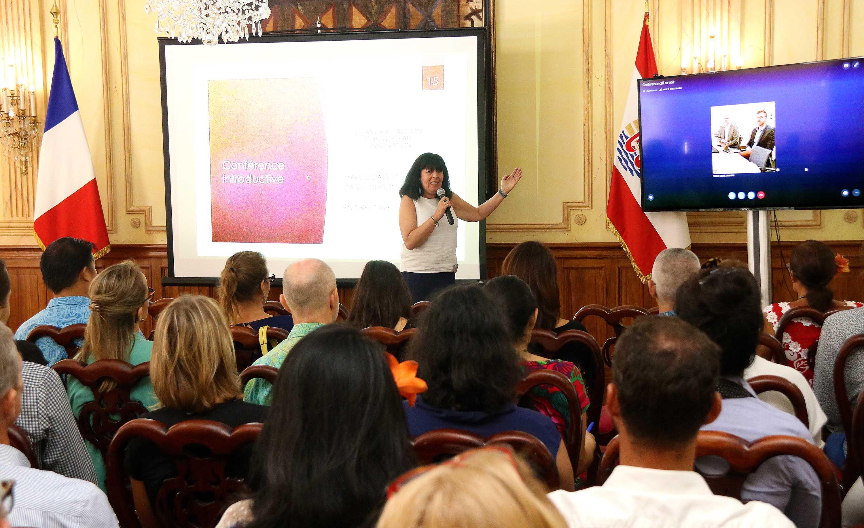 La formation « innovation publique » animée par cinq intervenants de l'École Nationale d'Administration