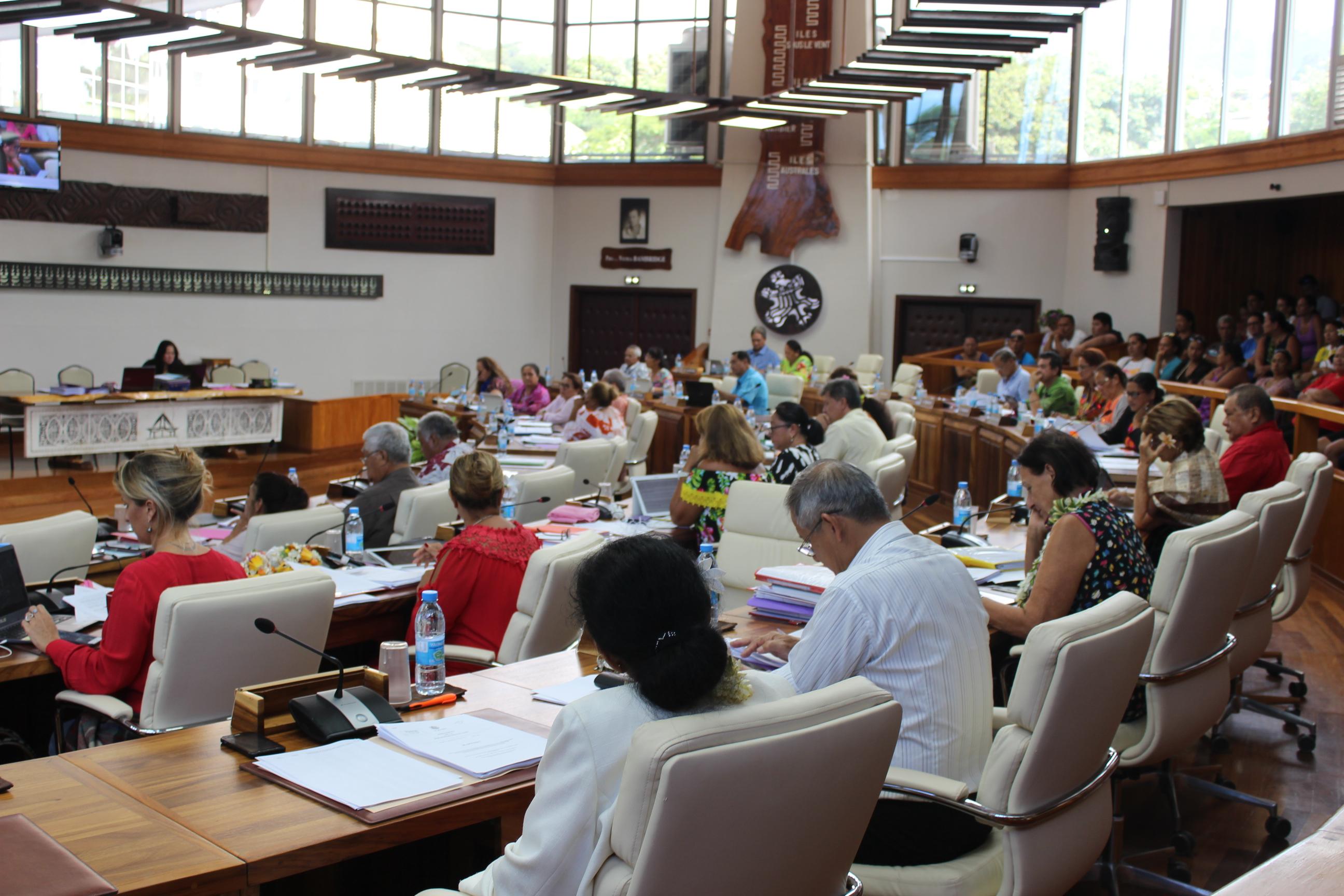 Le texte modifiant le code de la concurrence a été adopté par 46 représentants pour et neuf contre.