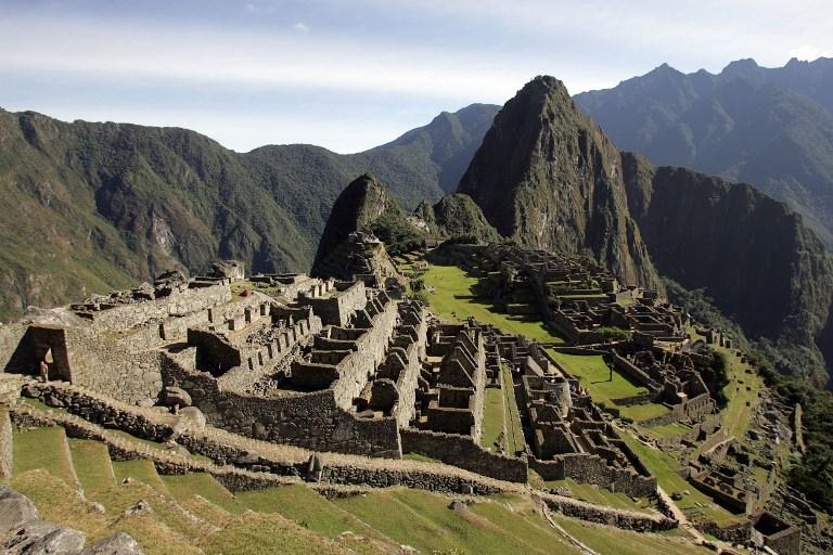 Trois Européens expulsés du Machu Picchu pour avoir montré leurs fesses