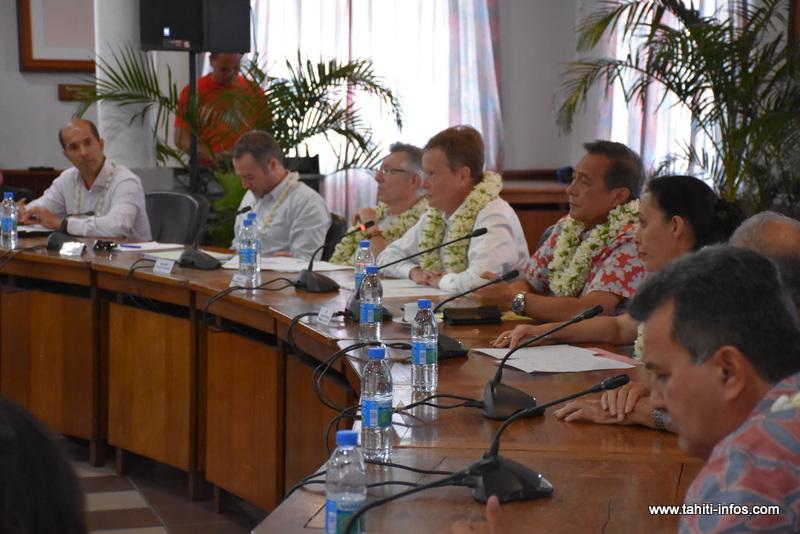 Papeete fonde son Conseil de prévention de la délinquance