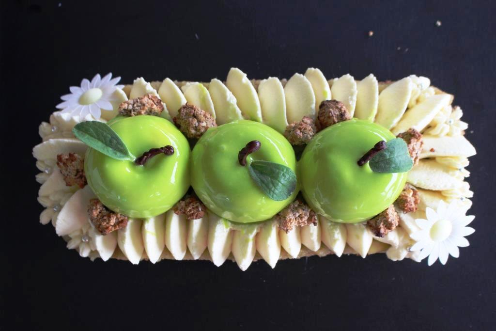 """Chef Ness : """"En pâtisserie un grain de sucre peut faire la différence"""""""