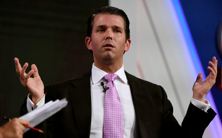 Le fils aîné de Donald Trump, Donald Junior, va divorcer