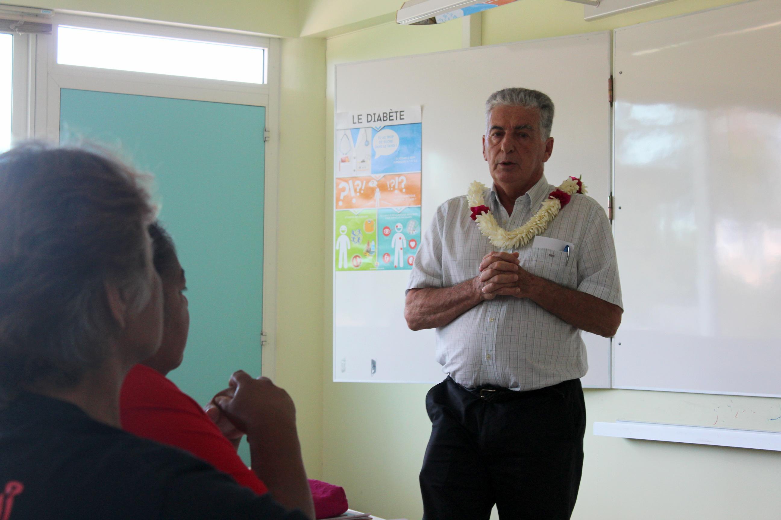 Le ministère de la Santé forme les associations pour mieux lutter contre le diabète