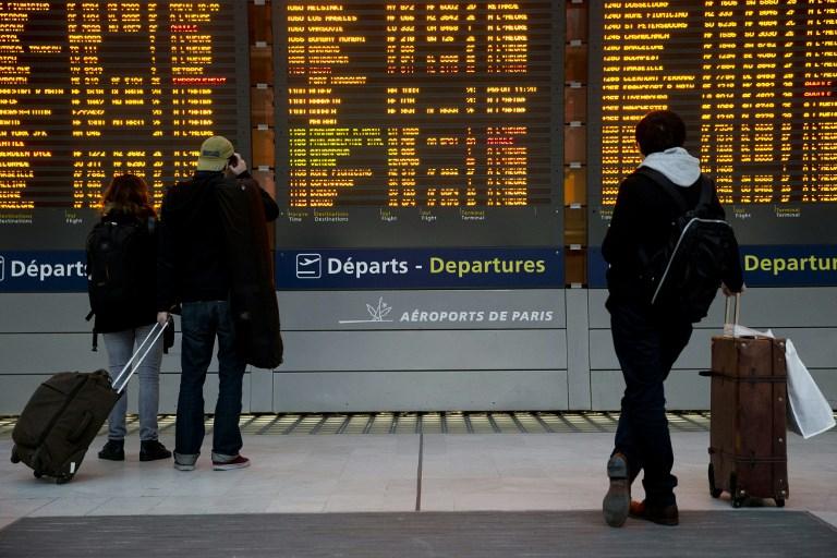 Air France: majorité de vols court et moyen-courriers assurés jeudi, 100% de long-courriers