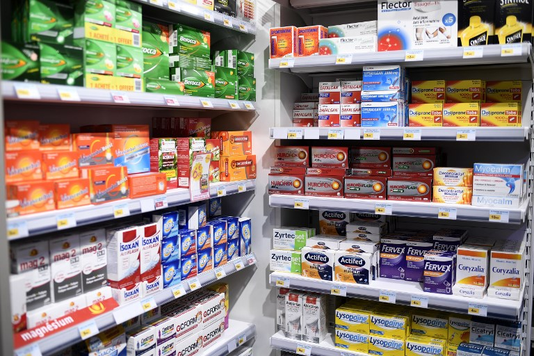 Médicaments: plus de 10.000 morts par an pour mauvais usage