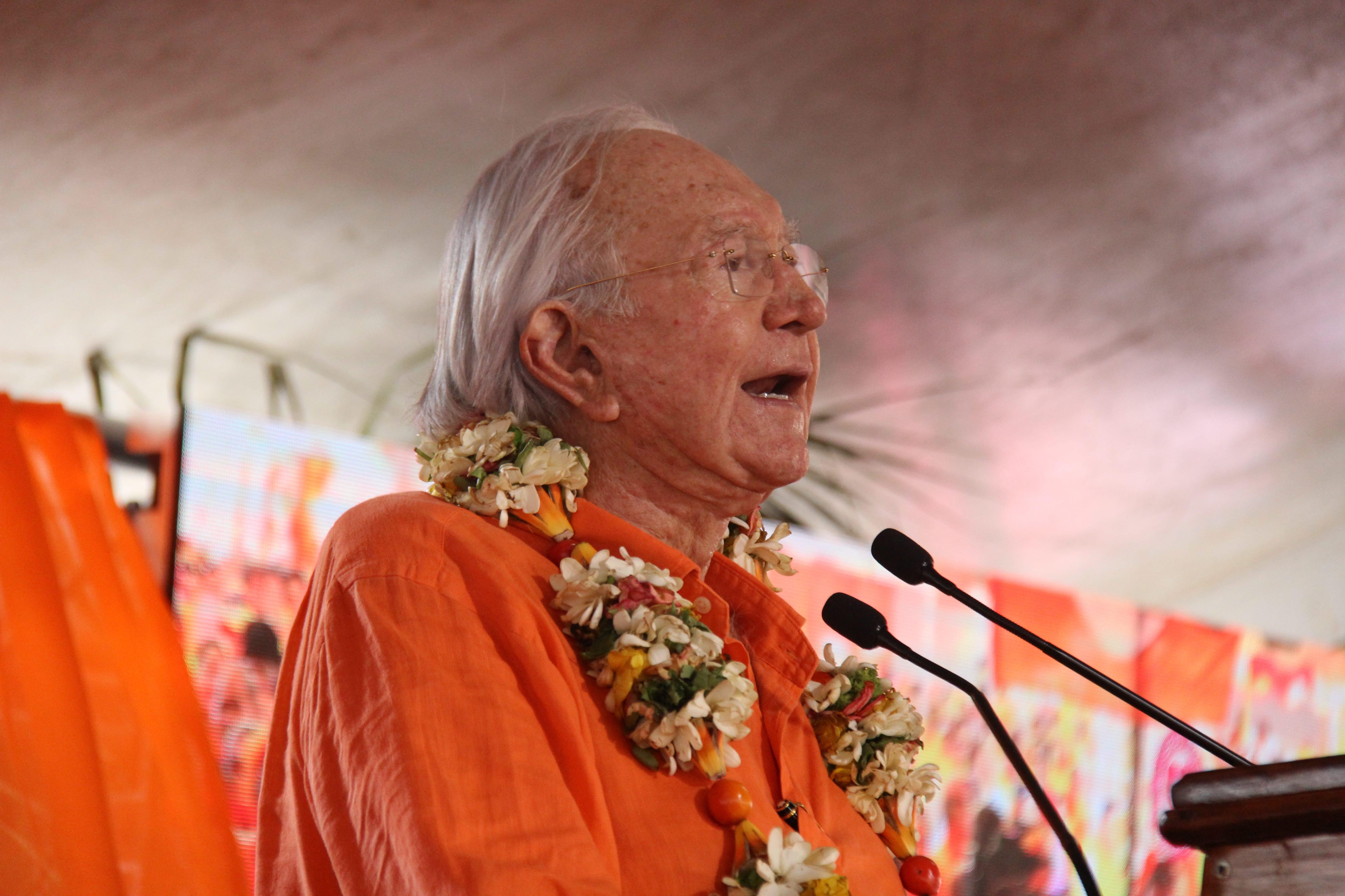 En cas de victoire du Tahoeraa, Flosse sera le «conseiller spécial» de Geffry Salmon.