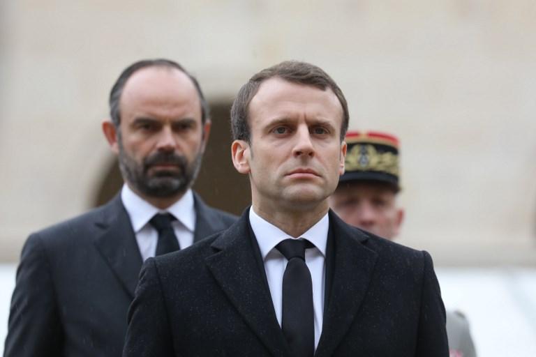 """La France rend hommage au colonel Beltrame, symbole de l'""""esprit de résistance"""""""