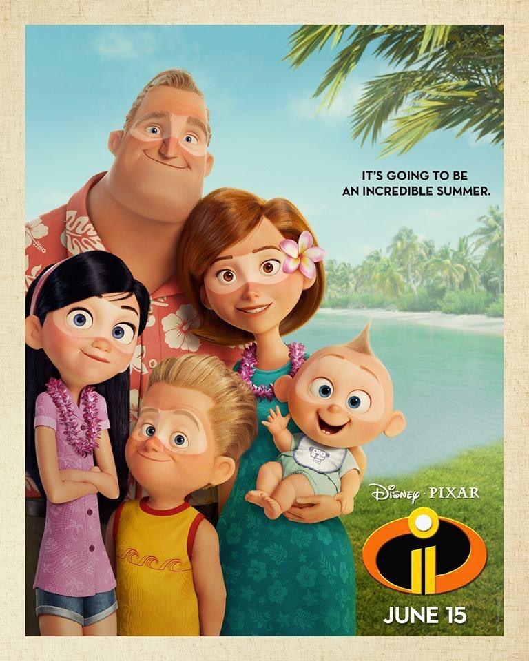 Les Indestructibles en vacances en Polynésie ?