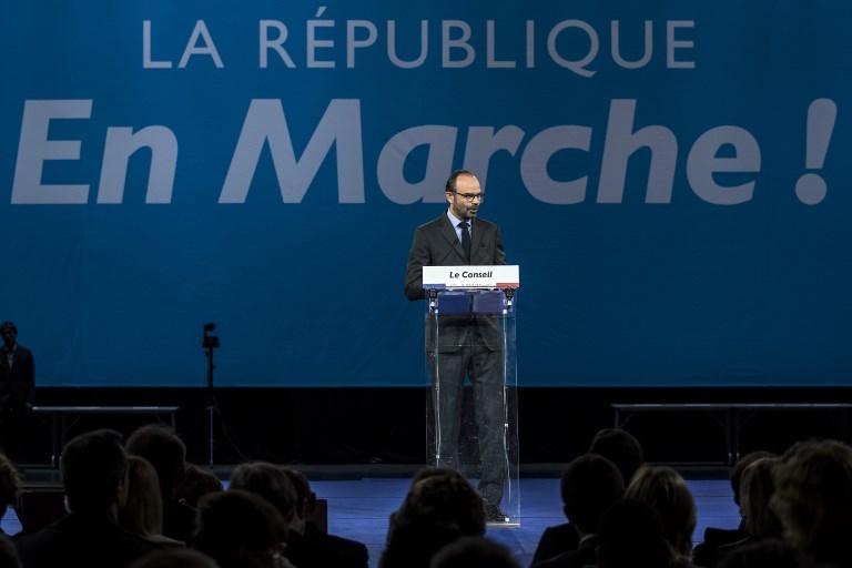 La République en Marche de Macron dit stop à Genève en Marche