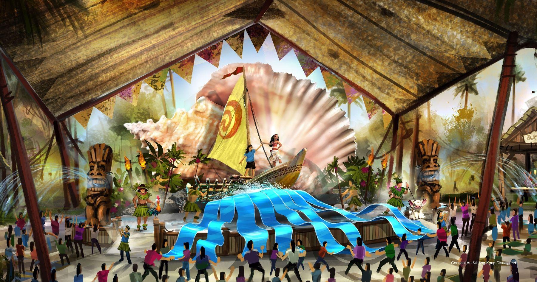 Avec des grands spectacles quotidiens, le projet assurera de nombreux emplois pour les danseurs