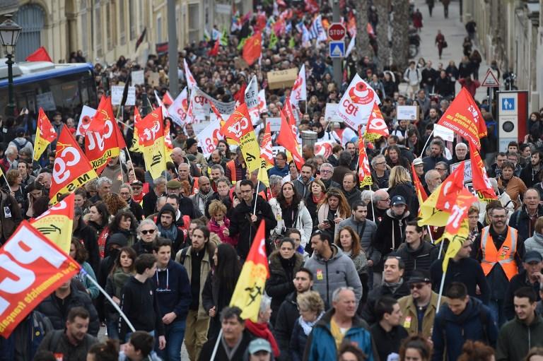 Réouverture sous tension à la faculté de droit de Montpellier