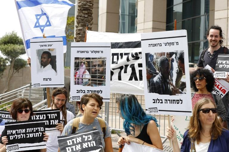 Israël: Netanyahu annule l'accord avec l'ONU sur les migrants africains