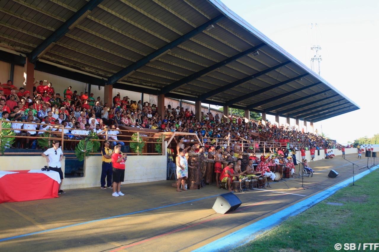 Le public est venu nombreux assister à cette cérémonie haute en couleurs