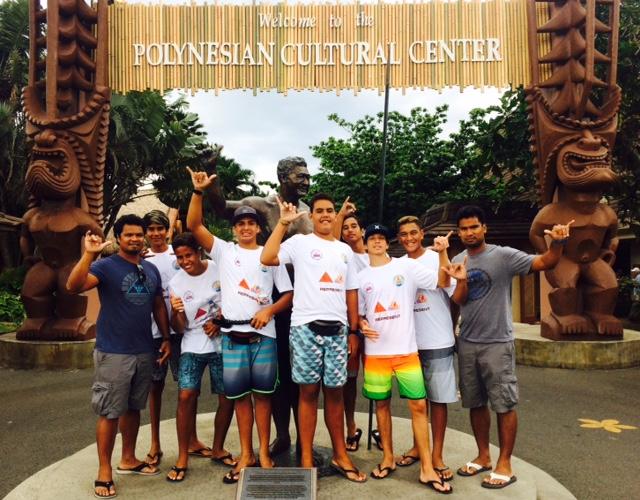 Un voyage scolaire à Hawai'i pour les élèves de Tipaerui