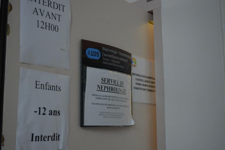 Les patients dialysés devront être évasanés à Raiatea