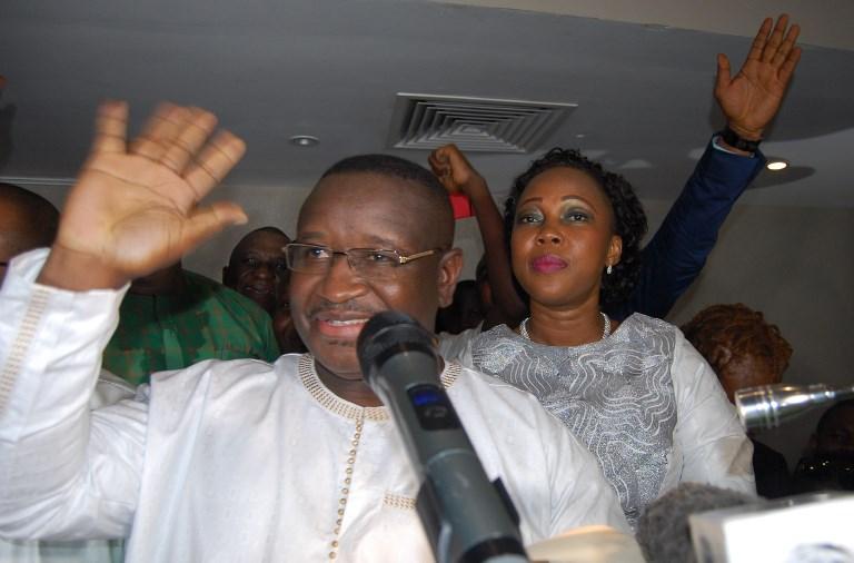 Sierra Leone: le nouveau président s'installe dans ses fonctions