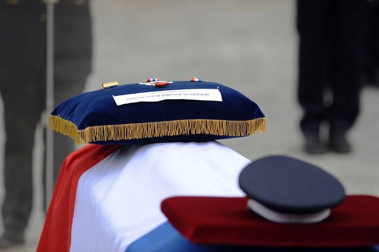 Policier percuté mortellement: 16 ans de prison requis contre un chauffard
